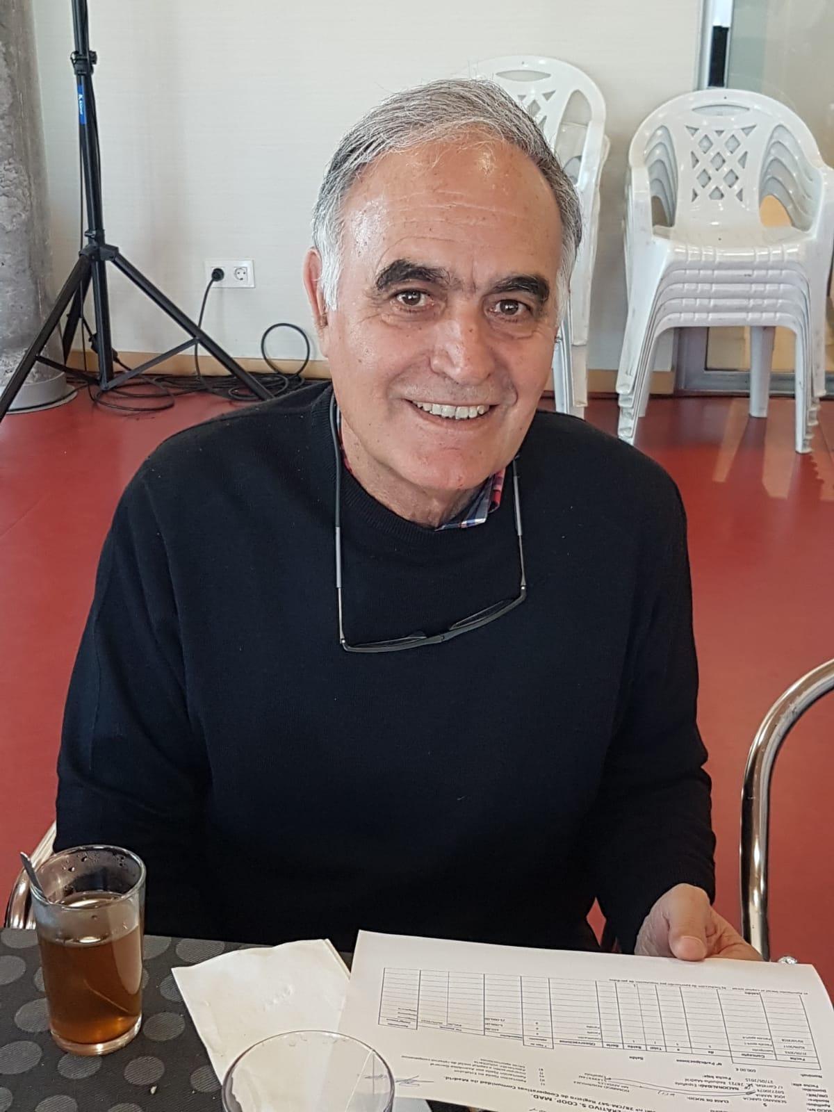 Juan José Perdomo Gonzalez